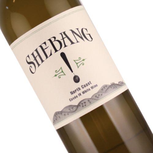 Shebang! North Coast Cuvee IV White Wine