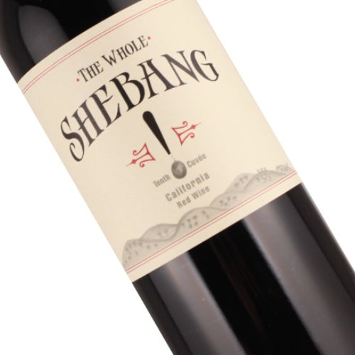 The Whole Shebang! Tenth Cuvee, California Red Wine