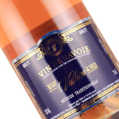 Jean Vullian N.V. Brut Rose Sparkling Wine