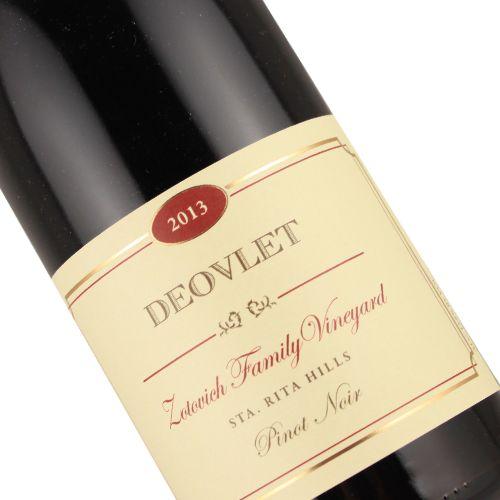 Deovlet 2013 Pinot Noir Zotovich Family Vineyard, Sta. Rita Hills