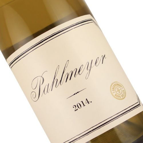 Pahlmeyer 2014 Chardonnay Napa Valley