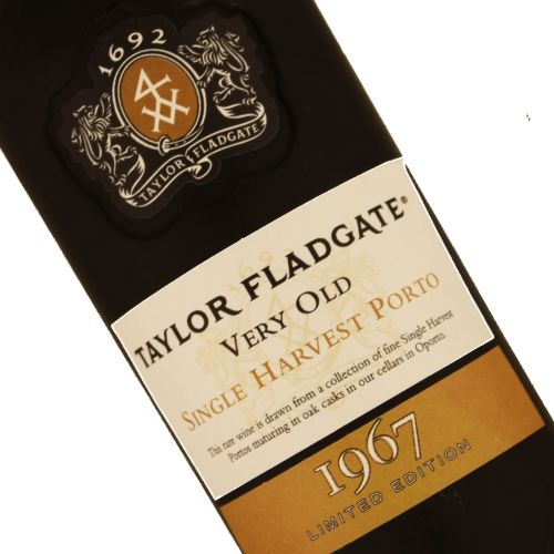 Taylor Fladgate 1967 Single Harvest Very Old (Tawny) Port