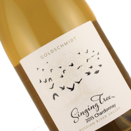 """Goldschmidt 2015 Chardonnay """"Singing Tree"""" Russian River Valley Sonoma County"""