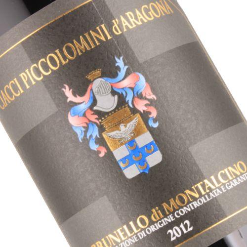 Ciacci Piccolomini d'Aragona 2012 Brunello di Montalcino, Tuscany