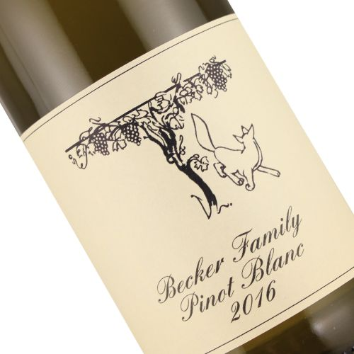 Becker Family 2016 Pinot Blanc, Pfalz, Germany