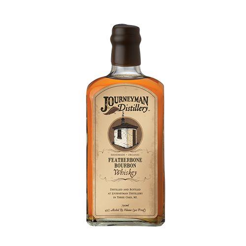 "Journeyman ""Featherbone"" Bourbon Whiskey"