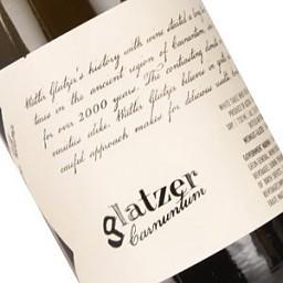 "Glatzer 2015 Gruner Veltliner ""Dornenvogel"" Carnentum, Austria"