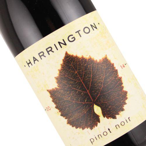 Harrington 2014 Pinot Noir Coast Grade Vineyard, Santa Cruz Mountains