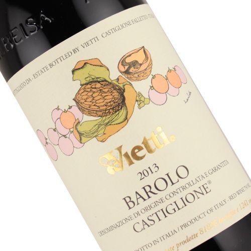 Vietti 2013 Barolo Castiglione , Piedmont