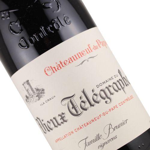 """Domaine du Vieux Telegraphe 2014 Chateauneuf-du-Pape """"La Crau"""", Rhone Valley"""
