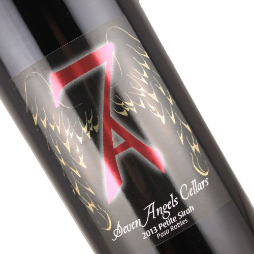 Seven Angels 2013 Petite Sirah, Paso Robles