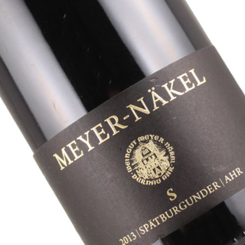 "Meyer-Nakel 2013 ""S"" Spatburgunder, Ahr Germany"