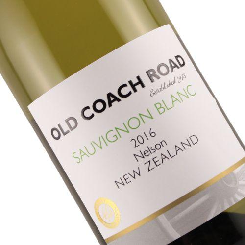 Old Coach Road 2016 Sauvignon Blanc, New Zealand, 750ml