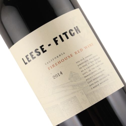 Leese-Fitch 2015 Firehouse Red Wine, California