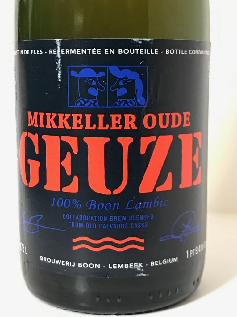 Mikkeller/Boon Oude Geuze, Belgium
