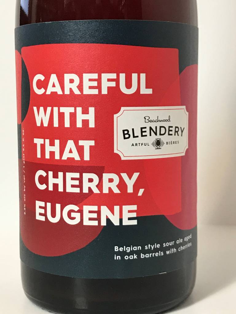 "Beachwood Blendery ""Careful with that Cherry, Eugene"" Sour, California"