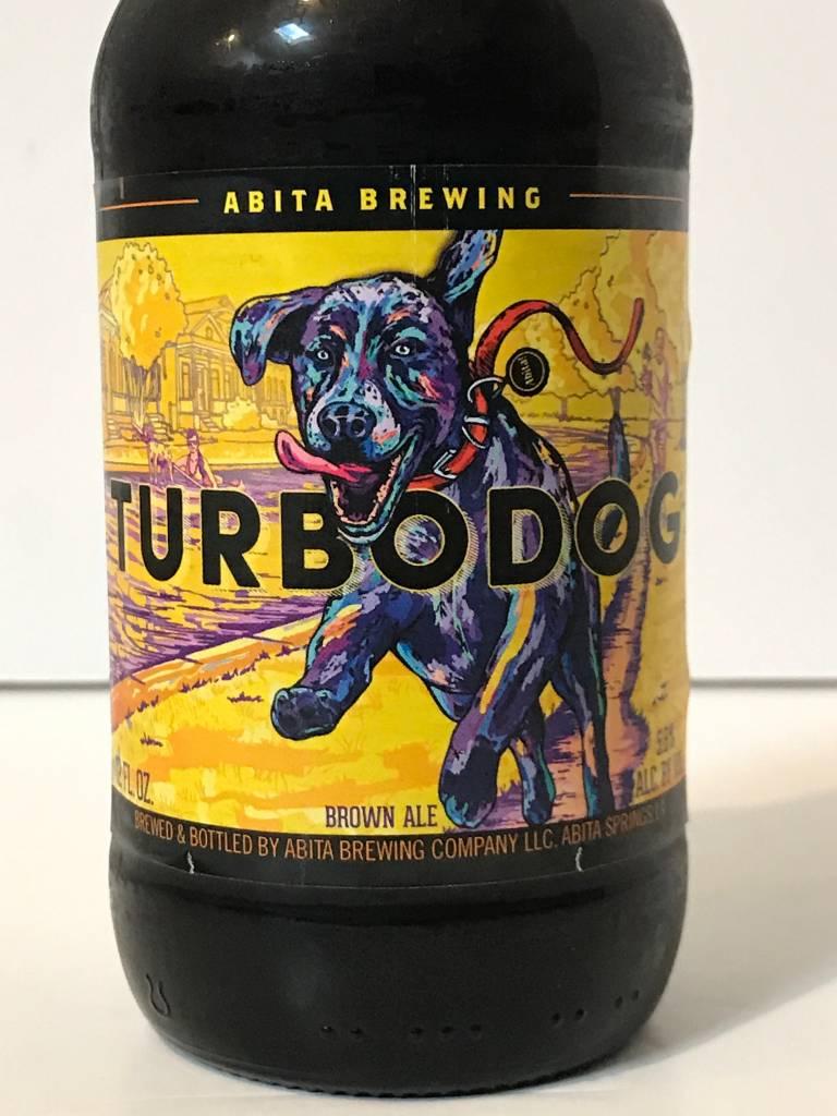 "Abita ""Turbo Dog"" Brown Ale, Louisiana"