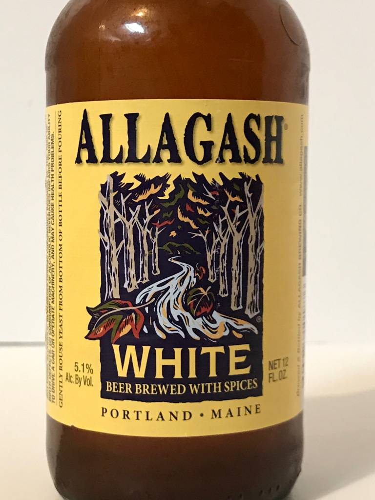"Allagash Brewing ""White"", Maine"