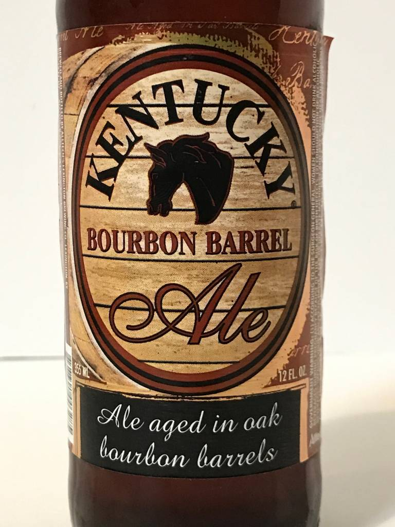 "Alltech ""Kentucky Bourbon Barrel Ale"", Kentucky"