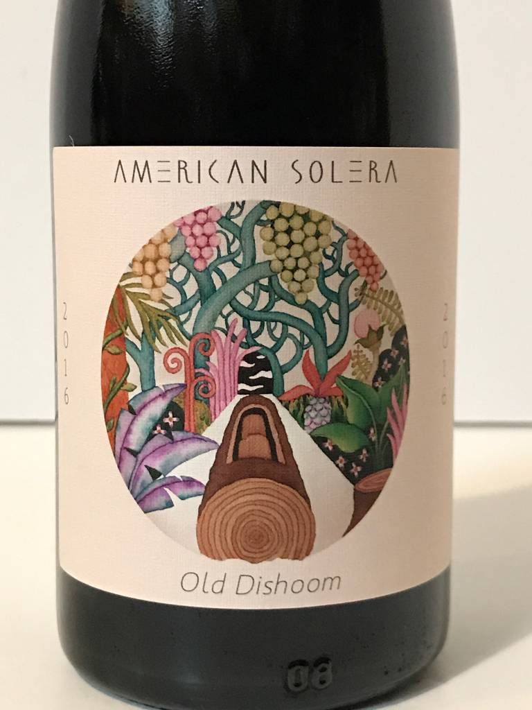 "American Solera ""Old Dishoom 2016"" Barrel Aged Old Ale, Oklahoma"