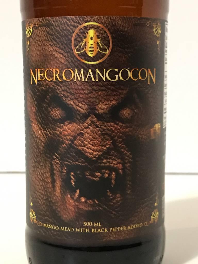 "B. Nektar ""Necromangocon"" Mead, Michigan"