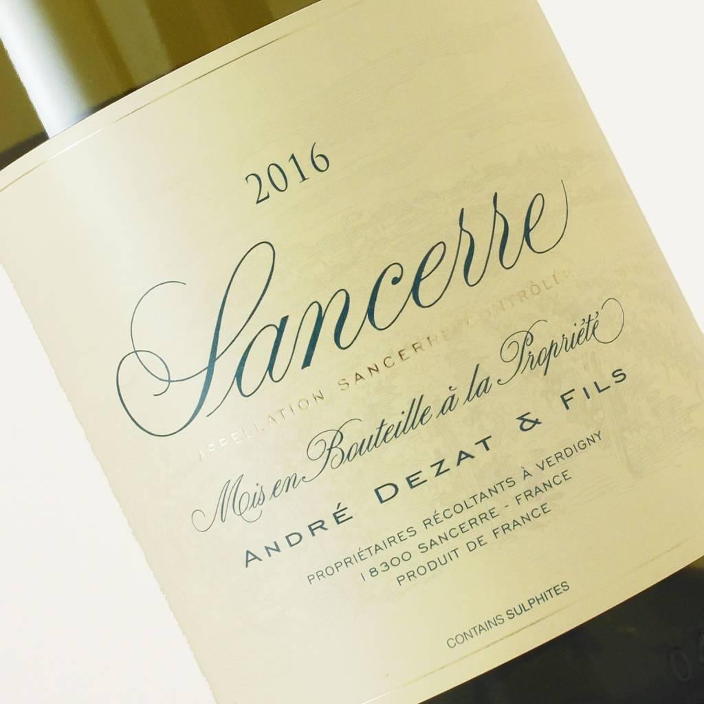 Andre Dezat 2016 Sancerre Blanc, Loire Valley