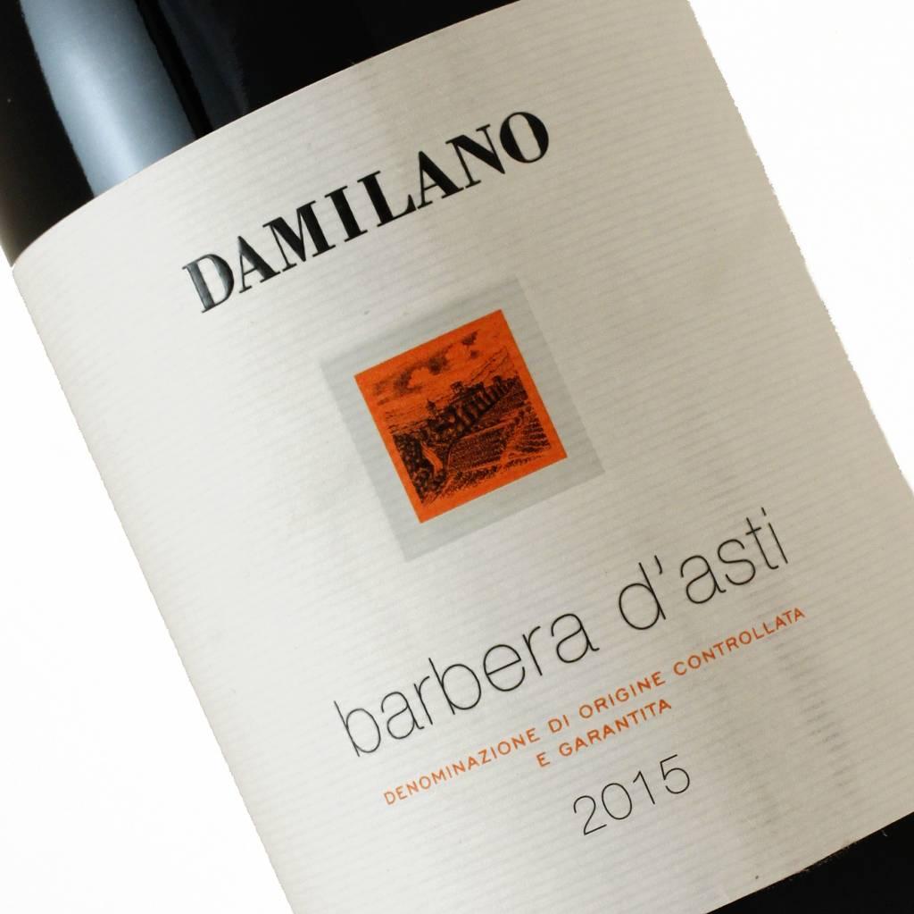 Damilano 2015 Barbera d'Asti, Piedmont