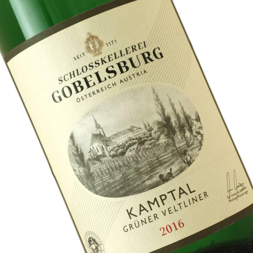 Schloss Gobelsburg 2016 Gruner Veltliner Kamptal, Austria