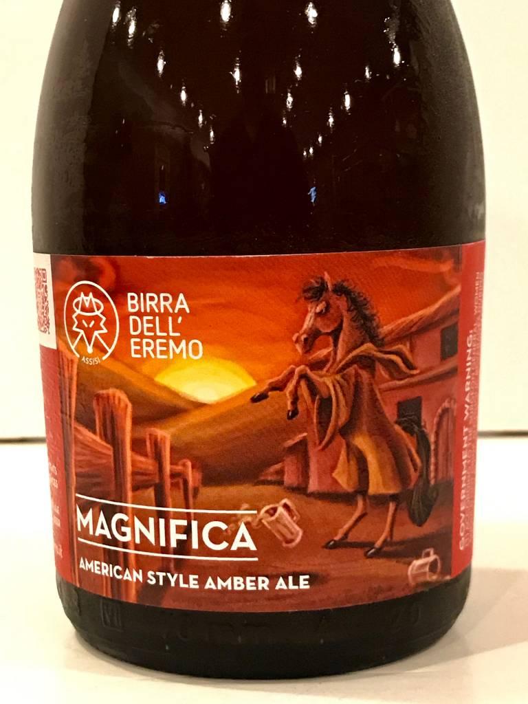 Birra Dell Eremo Magnifica Amber Ale, Italy