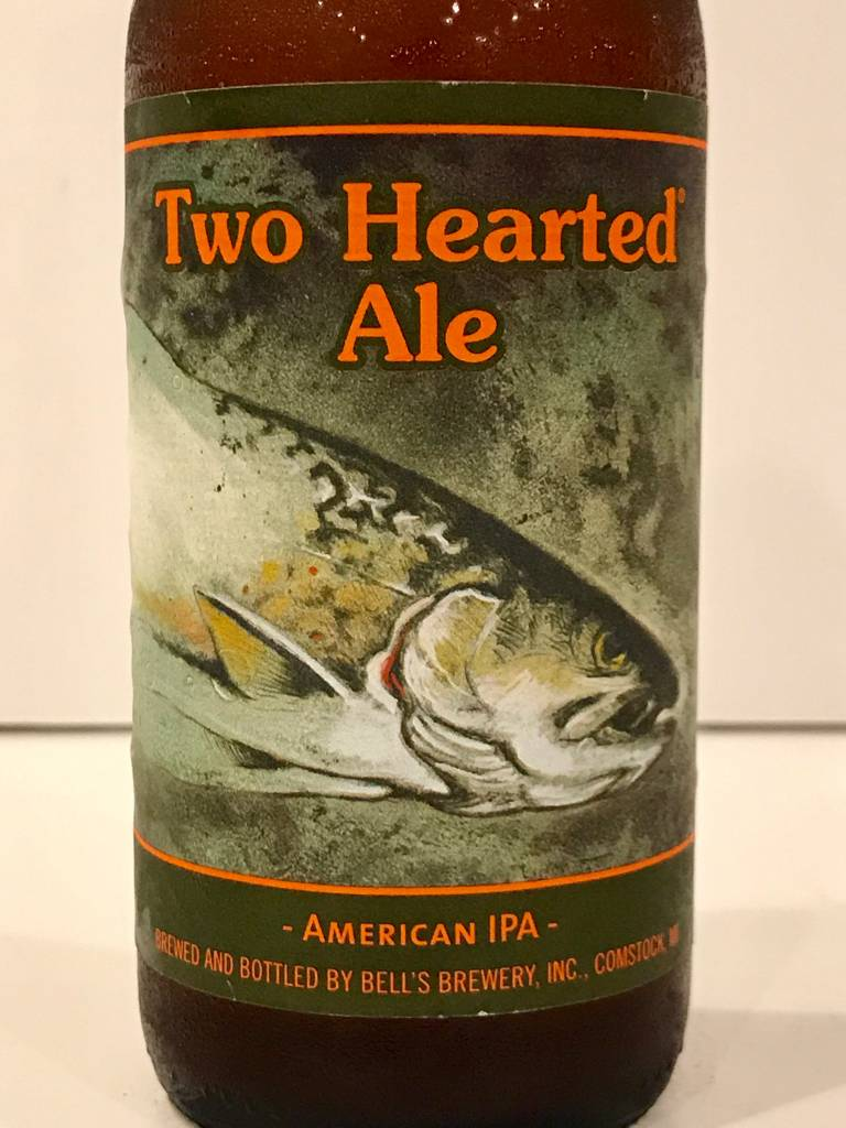 """Bell's Brewery """"Two Hearted Ale"""", Michigan - 12oz"""