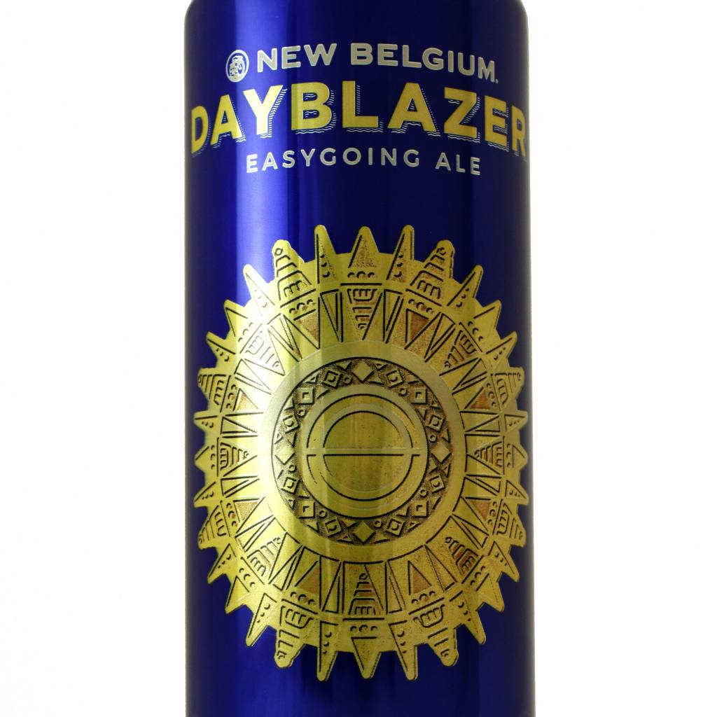"New Belgium ""DayBlazer"" Ale, Colorado - 24oz can"