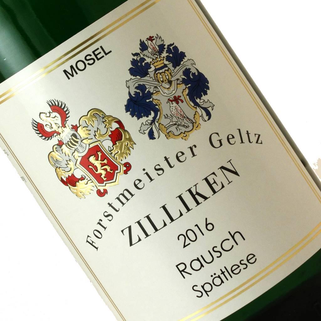 Zilliken 2016 Riesling Spatlese Saarburger Rausch, Mosel