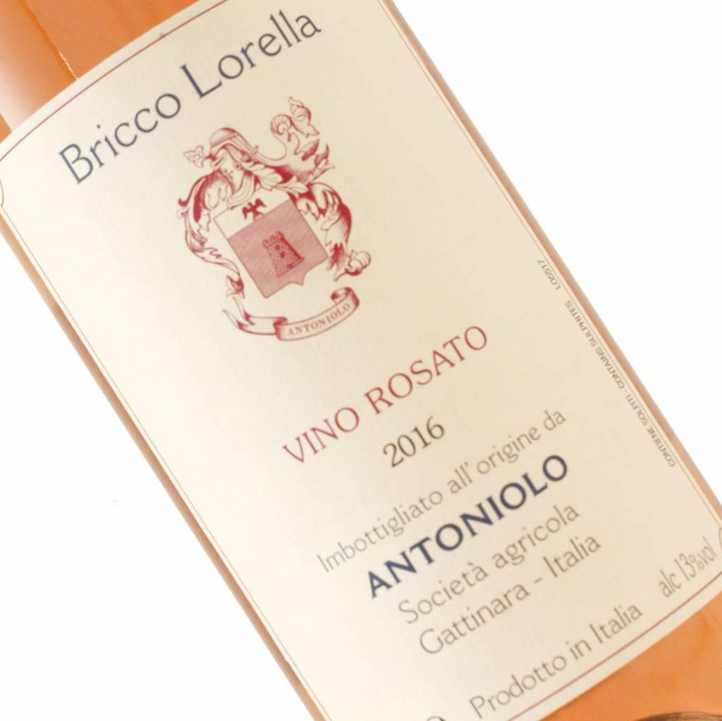 Bricco Lorella 2016 Vino Rosato, Italy