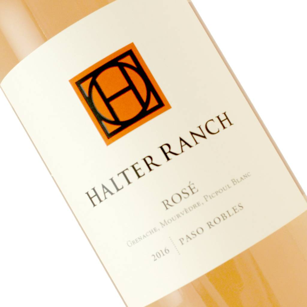 Halter Ranch 2016 Rose, Paso Robles