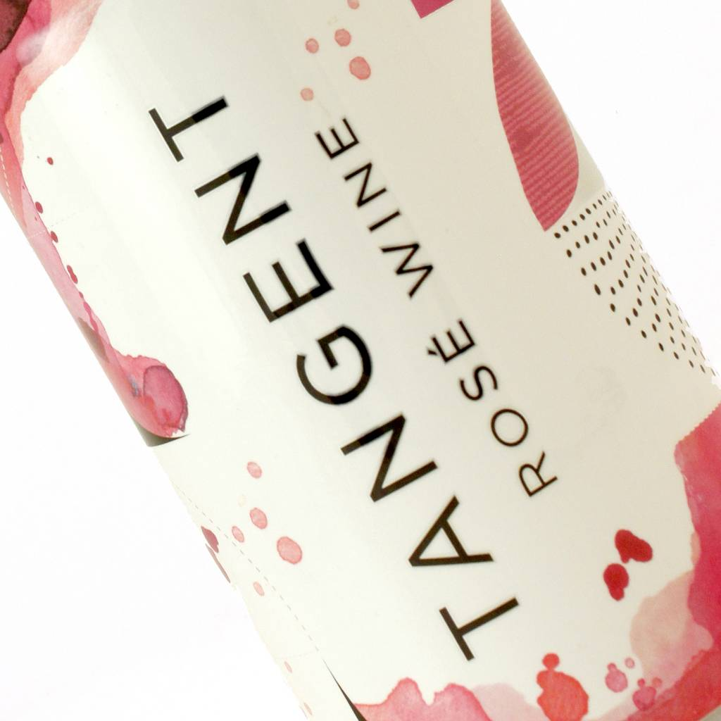 Tangent Rose Paragon Vineyard, Edna Valley 375ml can