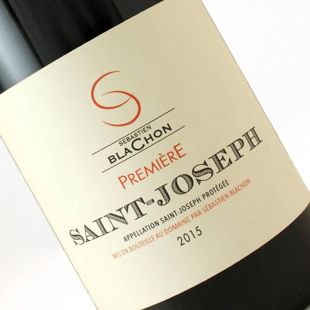 Blachon 2015 Saint-Joseph Premiere Rouge