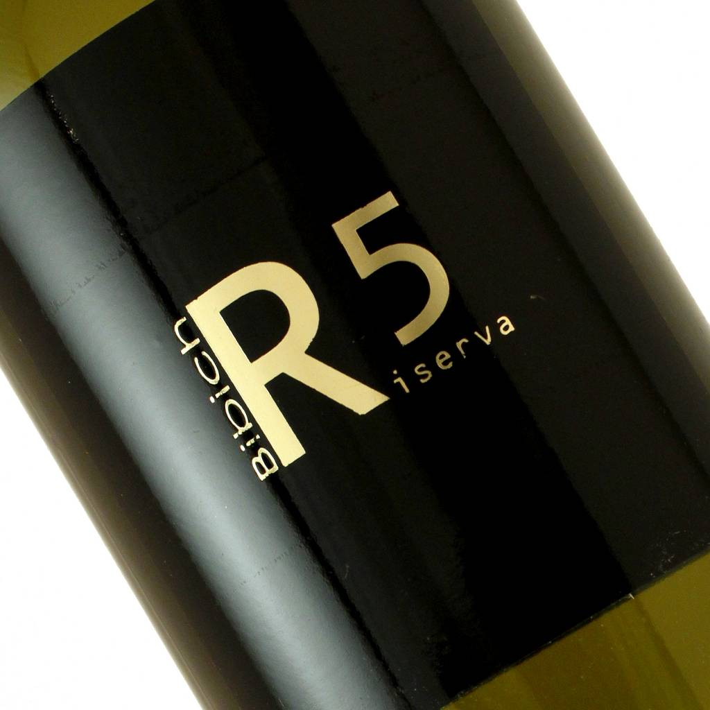 "Bibich 2015 ""R5"" White Wine, North Dalmatia Croatia"
