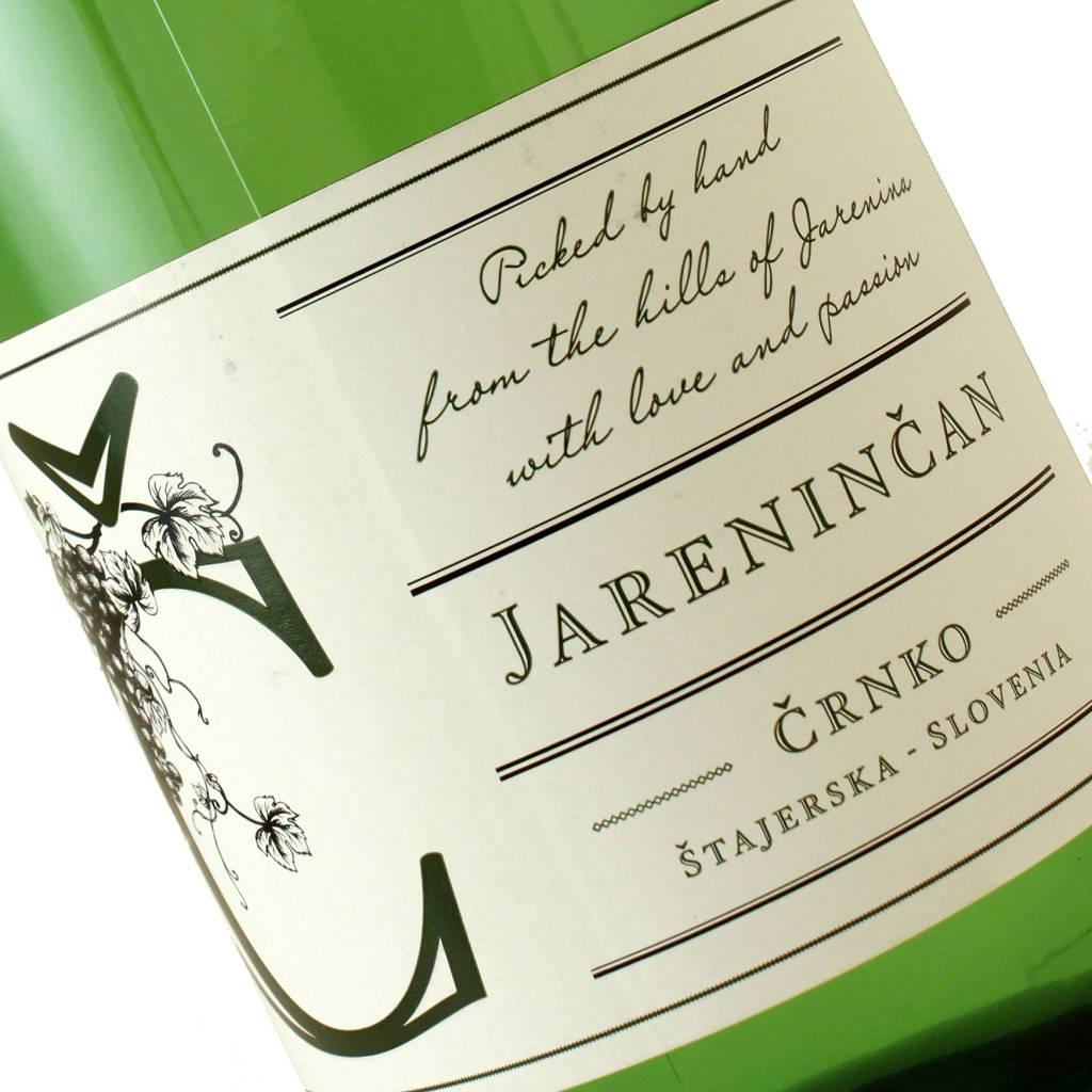 Crnko 2016 Jarenincan White Wine, Slovenia 1L
