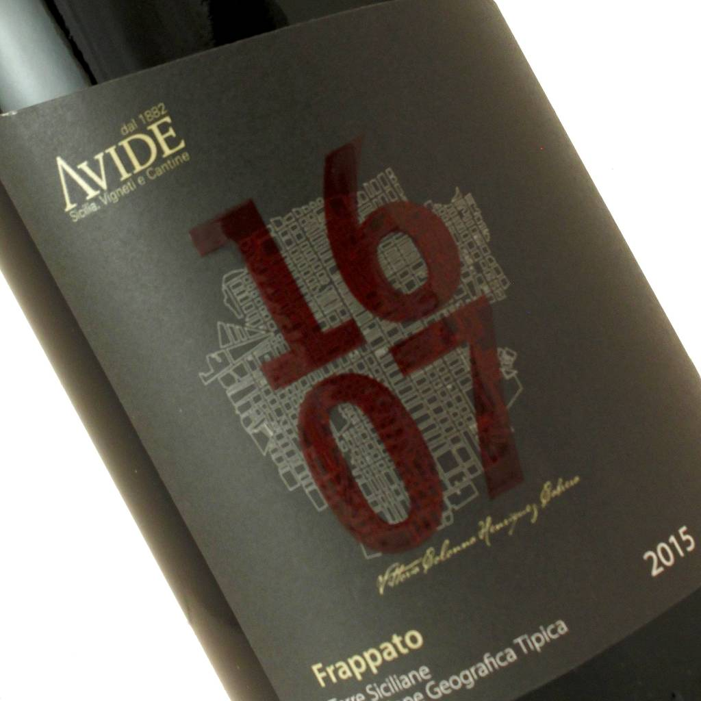 "Avide 2015 ""1607"" Frappato, Italy"
