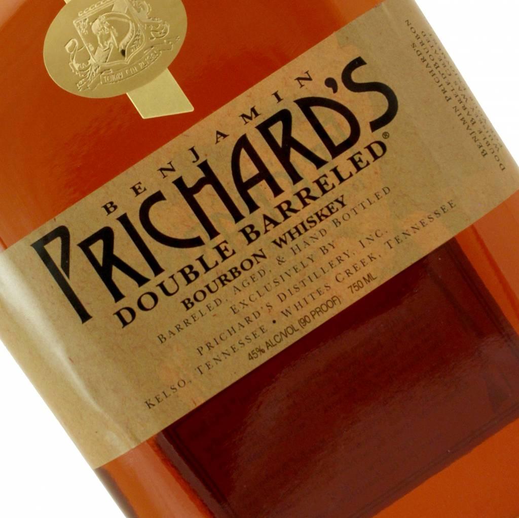 Prichard's Double Barreled Bourbon Whiskey