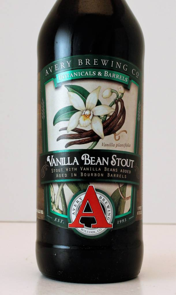 "Avery Brewing ""Vanilla Bean Stout"", Colorado"