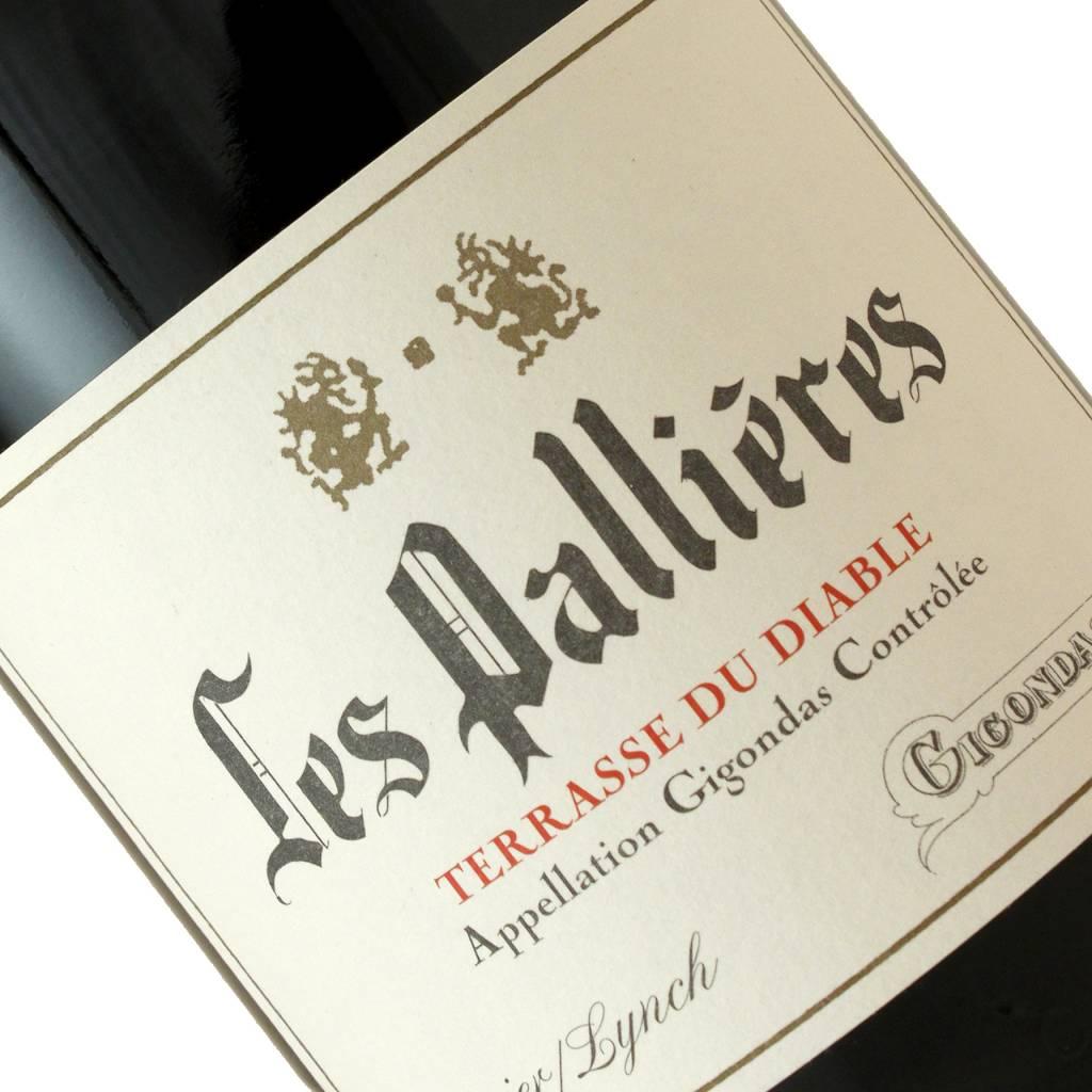 "Les Pallieres 2015 ""Terrasse du Diable"" Gigondas, Rhone"