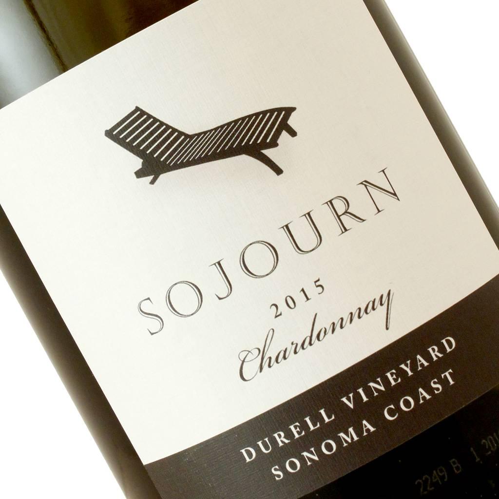 Sojourn 2015 Chardonnay Durell Vineyard, Sonoma Coast