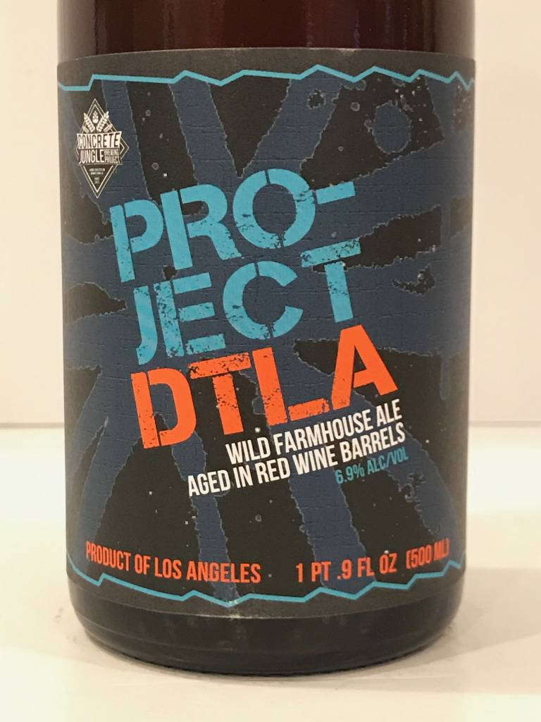 "Concrete Jungle ""Project DTLA"" Sour, California"