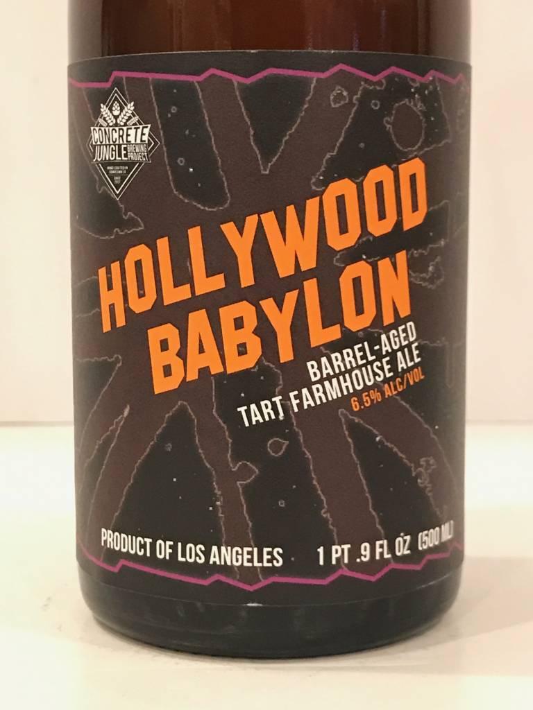 "Concrete Jungle ""Hollywood Babylon"" Tart Farmhouse, California"