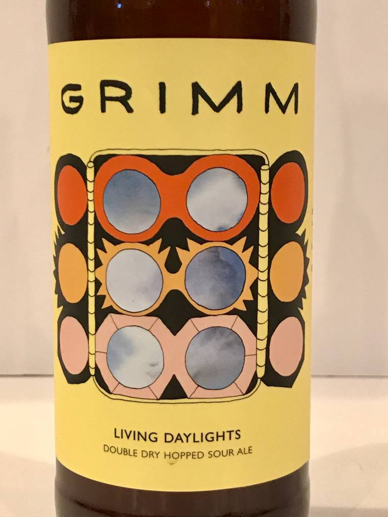 "Grimm ""Living Daylights"" Double Dry-Hopped Sour, New York"