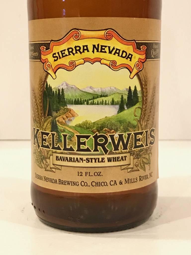 "Sierra Nevada ""Kellerweis"" Wheat, California"