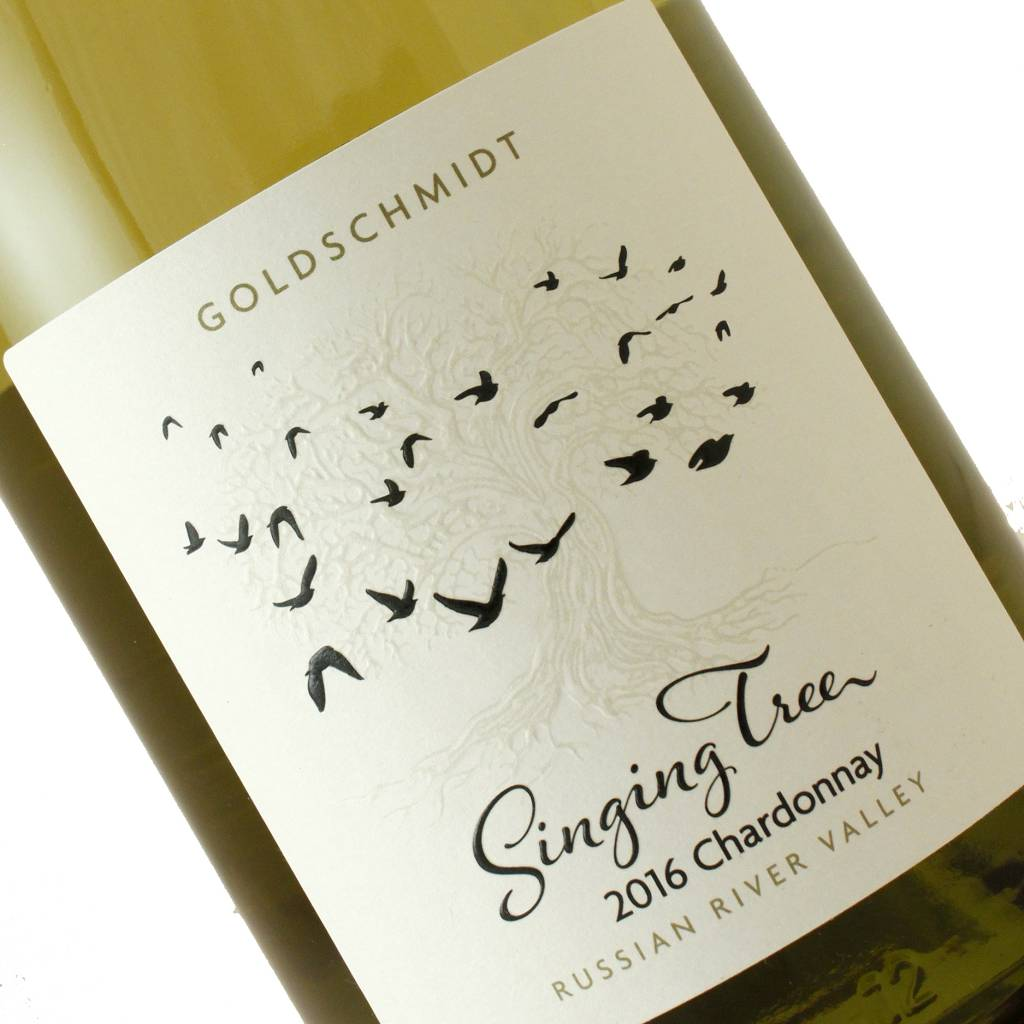 "Goldschmidt 2016 Chardonnay ""Singing Tree"" Russian River Valley"