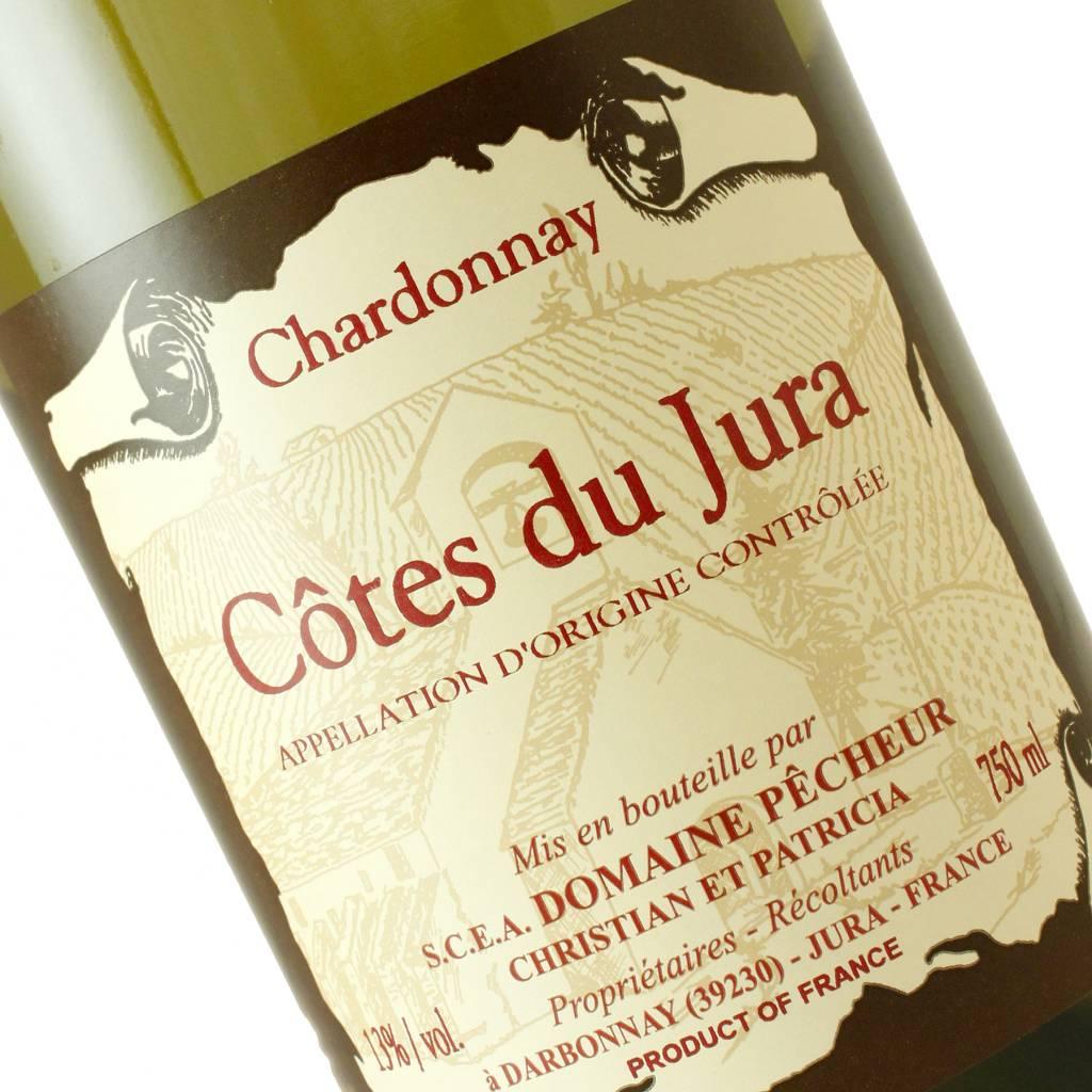 Domaine Pecheur 2014 Chardonnay, Cotes du Jura