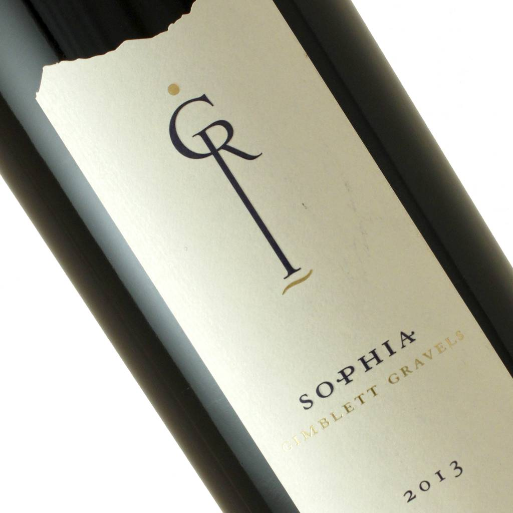 "Craggy Range 2013 ""Sophia"" Gimblett Gravels Vineyard, Hawkes Bay"